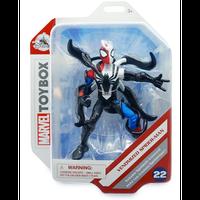 【USA直輸入】MARVEL マーベル TOYBOX  ヴェノマイズド・スパイダーマン  22 アクションフィギュア トイボックス ヴェノム スパイダーマン Venomized Spider-Man