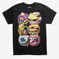 【USA直輸入】マッドボールズ Tシャツ XLサイズ ホラーボール モンスタートイ