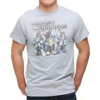 【USA直輸入】トランスフォーマー Tシャツ Sサイズ オートボット クラシックグループ