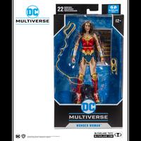 DCコミックス マルチバース Multiverse 映画 ワンダーウーマン 1984 ワンダーウーマン 真実の縄 7インチ アクション  フィギュア DCマルチバース マクファーレントイズ