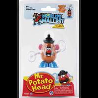 【USA直輸入】World's Smallest  ワールズ・スモーレスト Mr.ポテトヘッド ミニ ミニチュア 玩具 おもちゃ ゲーム パズル ミスターポテトヘッド