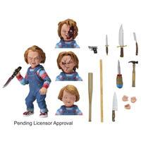 【USA直輸入】チャッキー グッドガイ Ultimate アクション フィギュア Child's Play   NECA  Chucky  チャイルドプレイ ドール ホラー NECA