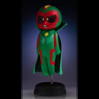 【USA直輸入】MARVEL Vision  ヴィジョン Animated Statue スコッティヤング アニメイテッド スタチュー レジン フィギュア ジェントルジャイアント マーベル