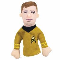 【USA直輸入】スタートレック ジェームズ T カーク 船長 マグネット フィンガーパペット スタトレ  Star Trek Captain Kirk キャプテン デフォルメ ぬいぐるみ 艦長 ジム