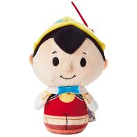 【USA直輸入】DISNEY ピノキオ ぬいぐるみ ittybittys 約10cm hallmark ディズニー Pinocchio ピノッキオ ジミニー・クリケット