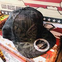 【USA直輸入】MARVEL ドクターストレンジ アガモット ロゴ キャップ 9fifty  スナップバック ニューエラ NEWERA ベースボールキャップ 帽子 マーベル