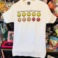 【USA直輸入】DISNEY ベイマックス 痛みレベル Tシャツ Sサイズ ディズニー