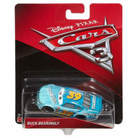 【USA直輸入】cars3 カーズ バック ベアリングリー マテル ミニカー CARS  ディズニー BUCK BEARINGLY