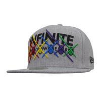【USA直輸入】マーベル インフィニティウォー インフィニティ パワー キャップ  59thirty ニューエラ NEWERA ベースボールキャップ 帽子 パワーストーン