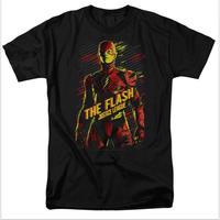 【USA直輸入】DC フラッシュ ジャスティリーグ Tシャツ  エズラ ミラー DCコミックス