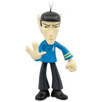 【USA直輸入】スタートレック ミスター スポック オーナメント フィギュア hallmark スタトレ Star Trek