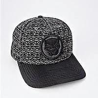 【USA直輸入】MARVEL ブラックパンサー ロゴ   ハット キャップ 帽子 スナップバック