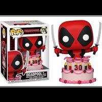 【USA直輸入】POP! MARVEL デッドプール 30周年アニバーサリー ケーキ 776 FUNKO ファンコ フィギュア マーベル デップ Deadpool