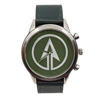 【USA直輸入】DCコミックス グリーンアロー TVシリーズ シンボル ロゴ リストウォッチ ベルト 腕時計 正規ライセンス ARROW 海外ドラマ DC グリーン アロー