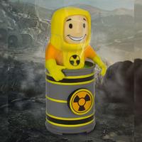 【USA直輸入】フォールアウト  Fallout 76   ボルトボーイ インセンスバーナー お香立て Vault-Tec ボルトボーイ Fallout  Vault  111 GAME  フィギュア