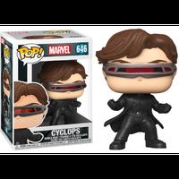 【USA直輸入】POP! MARVEL X-Men ファイナル ディシジョン サイクロップス 黒色衣装 646 フィギュア FUNKO Xメン エックスメン ウルヴァリン サイクロプス