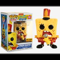 【USA直輸入】POP! ニコロデオン スポンジボブ マイク Band Geeks 561   ポップ フィギュア FUNKO ファンコ アニメ ボブ SpongeBob