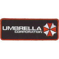 【USA直輸入】バイオハザード  RESIDENT EVIL Umbrella Corporation ワッペン アンブレラ社 エンブレム Biohazard  アンブレラコーポレーション パッチ