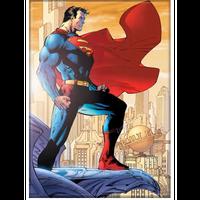 【USA直輸入】DC スーパーマン メトロポリス マグネット 磁石 Superman Metropolis  DCコミックス ジャスティスリーグ