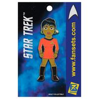 【USA直輸入】スタートレック ウフーラ ピンズ スタトレ  Star Trek ピン Uhura デフォルメ Pin