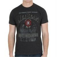 【USA直輸入】ジムビーム Jim Beam Tシャツ Sサイズ お酒 ドリンク 企業系 ロゴ