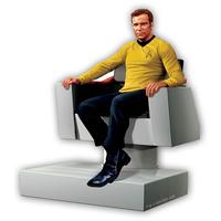 【USA直輸入】スタートレック カーク船長 椅子 ファンキー チャンキー マグネット 磁石 スタトレ  Star Trek TOS カーク 宇宙大作戦