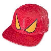 【USA直輸入】MARVEL スパイダーマン キャップ 帽子 スナップバック エナメル マーベル アベンジャーズ