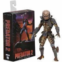 【USA直輸入】Predator プレデター 2 シティハンター アルティメット 7インチ スケール アクションフィギュア NECA フィギュア エイリアン