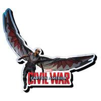 【USA直輸入】MARVEL キャプテンアメリカ シビルウォー ファルコン ファンキー チャンキー マグネット 磁石 マーベル アベンジャーズ   Civil War  Falcon