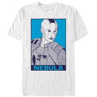 【USA直輸入】MARVEL アベンジャーズ エンドゲーム ネビュラ Tシャツ Sサイズ マーベル 映画 MCU Nebula  ガーディアンズオブギャラクシー ガーディアンズ