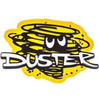 【USA直輸入】メタルサイン ダスター DUSTER エンボス加工 ウォールデコ  ブリキ看板 看板