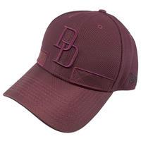 【USA直輸入】marvel デアデビル DD 裏地有り キャップ 39Thirty Fitted ニューエラ NEWERA ベースボール キャップ 帽子 DCコミックス