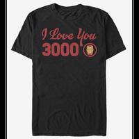 【USA直輸入】MARVEL アイアンマン アベンジャーズ エンドゲーム I Love You 3000 Tシャツ マーベル 映画 MCU Iron Man トニースターク 娘