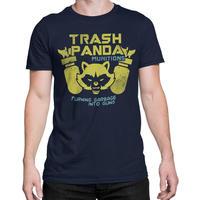 【USA直輸入】アライグマ トラッシュパンダ Tシャツ