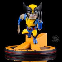 【USA直輸入】MARVEL X-Men ウルヴァリン コミック Q-FiG ジオラマ フィギュア コンタムメカニック エックスメン マーベル Qフィグ Xメン ウルバリン
