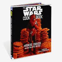【USA直輸入】スターウォーズ ウーキークッキー チューバッカ 本 クック ブック 英語 STARWARS