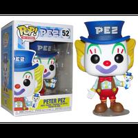【USA直輸入】POP! PEZ  AD ICONS PETER PEZ 52 ポップ フィギュア FUNKO ファンコ 企業  ピーター ペッツ オリジナルキャラクター ピエロ