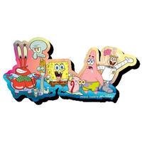 【USA直輸入】スポンジボブ ボブ グループ ファンキー チャンキー マグネット 磁石 パトリック イカルド スポンジ・ボブ SpongeBob ニコロデオン