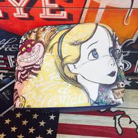 【USA直輸入】ディズニー 不思議の国のアリス コスメポーチ アリス DISNEY