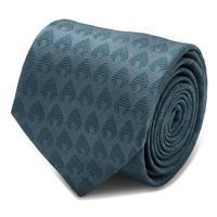 【USA直輸入】DC アクアマン ネクタイ シルク cufflinks カフリンクス aqua man アパレル スーツ