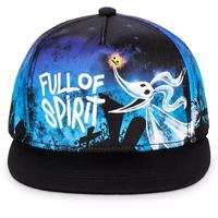 【USA直輸入】ナイトメアビフォアクリスマス ゼロ キャップ ''Full of spirit'' ディズニーパーク ユースサイズ ハット 帽子 ナイトメア ジャック ディズニー