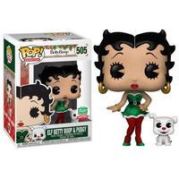 【USA直輸入】POP! エルフ ベティブープ パジー ポップ フィギュア FUNKO ファンコ  ベティ Elf Betty Boop & Pudgy ユニバーサル ピクチャーズ USJ