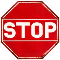 【USA直輸入】ブリキ看板 STOP ストップ 壁掛け メタルサイン 看板 インテリア