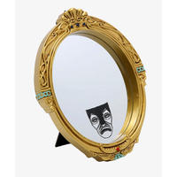 【USA直輸入】DISNEY 白雪姫 イーヴィル クイーン 魔法の鏡 卓上 ミラー ヴィランズ   evil queen  スノーホワイト
