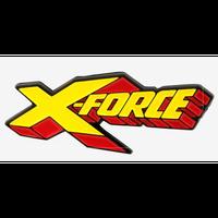 【USA直輸入】MARVEL X- Force シンボル ロゴ エナメル ピン マーベル ピンズ ピンバッジ Xフォース エックスフォース Xメン