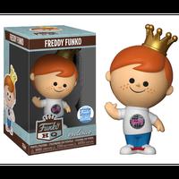 【USA直輸入】Vinyl Figure :  HQ Globe Freddy Funko  ビニール フィギュア グローバル フレディ ファンコ FUNKO社キャラクター Freddy 限定