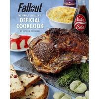 【USA直輸入】 洋書 フォールアウト ボルト 住人 オフィシャル クックブック 料理本 ハードカバー コレクターブック Fallout Vault Dweller's ボルトボーイ GAME ゲーム