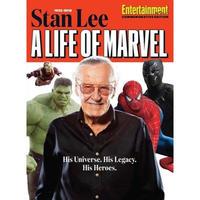 【USA直輸入】MARVEL Stan Lee: A Life of Marvel スタンリー 雑誌 本 週刊誌 Entertainment Weekly アベンジャーズ スタン リー