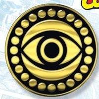 【USA直輸入】 MARVEL ドクターストレンジ アガモットの眼 エナメル ロゴ ピン マーベル ピンズ ピンバッジ ベネディクト カンバーバッチ Dr Strange  アガモットの目