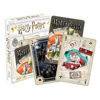 【USA直輸入】ハリーポッター トランプ Locations 場所 カード ハリー HarryPotter 52種類 魔法学校に関する場所のシーン柄 ファンタスティックビースト